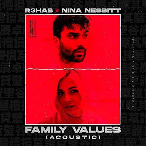 R3HAB & Nina Nesbitt