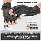 Dr. Frederick's Original Arthritis Gloves for Women & Men - Compression for Arthritis Pain Relief - Large #4