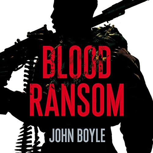 Blood Ransom audiobook cover art