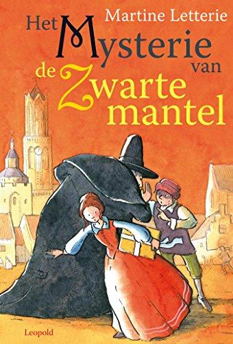 Het mysterie van de zwarte mantel (Dutch Edition)