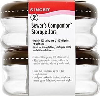 برطمانات تخزين كومبانيون من سينجر سيور