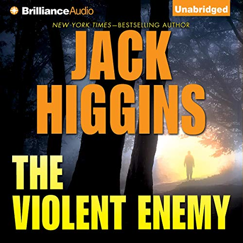 The Violent Enemy Audiobook By Jack Higgins cover art