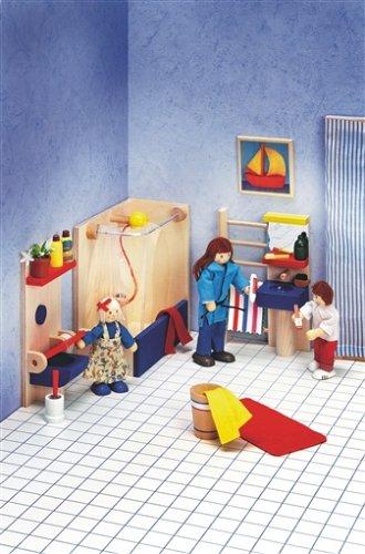 Selecta 4354 - Ronda Bad Puppenhausmöbel