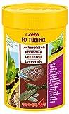 sera FD Tubifex durch ein sehr aufwendiges Herstellungsverfahren werden die