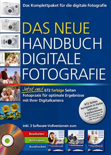 Das neue Handbuch Digitale Fotografie, m. CD-ROM