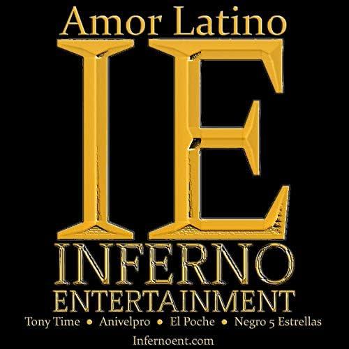 Abel Anivelpro feat. El Poche, Negro 5 Estrellas & Tony Time