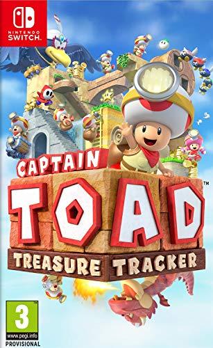 Unbekannt Captain Toad Treasure Tracker