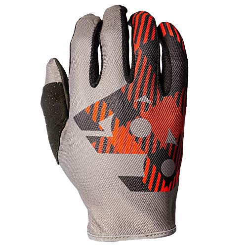SixSixOne Comp Handschuh, Stone Flannel, XXL/12