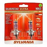 SYLVANIA 9003/H4 SilverStar Ultra Halogen Headlight...