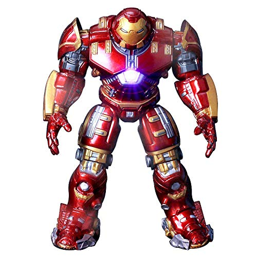 Dhl Marvel Avengers Anti-Hulk Rüstung Iron Man Jointed Handgefertigte Modell Puppe Spielzeug