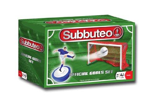 Paul Lamond Subbuteo - Juego de 2 porterías de fútbol de juguete