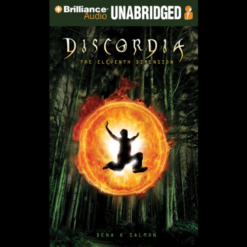 Discordia audiobook cover art