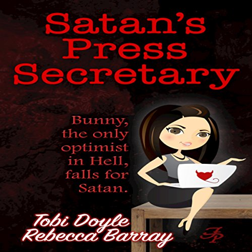 Satan's Press Secretary audiobook cover art