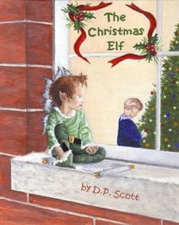 The Christmas Elf by [DP Scott]