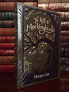 To Kill A Mockingbird by Harper Lee Leather Bound Collectible