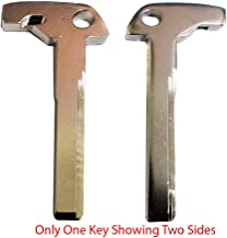 AKS Keys New Smart Key Keyless Uncut Blade Blank Compatible with Mercedes Benz