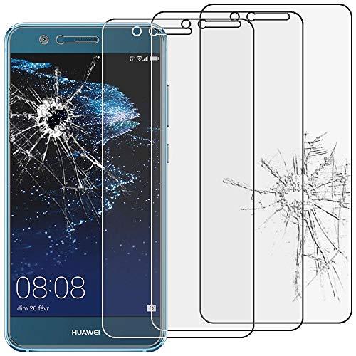 ebestStar - [Lote x3 Cristal Templado Compatible con Huawei P10 Lite Protector...