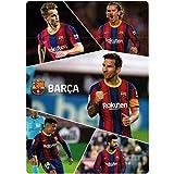 FCBarcelona(FCバルセロナ) 下敷き 選手 20/21 BCN34595 nvyred