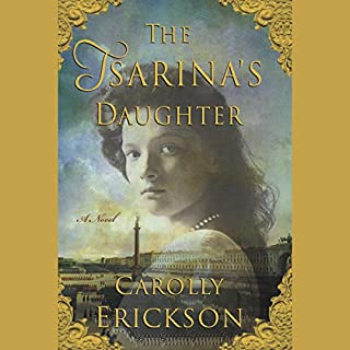 The Tsarina's Daughter  audiobook cover art