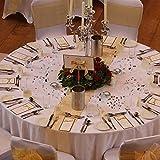 Okaytec Streudeko Hochzeit Streudeko Tisch Konfetti - Hochzeit Konfetti Schöne Deko Konfetti Tischdeko Tischkonfetti Tischdekoration für Hochzeit Zeremonie Party (Stil Rosa Grau- über 1800 STK) - 2
