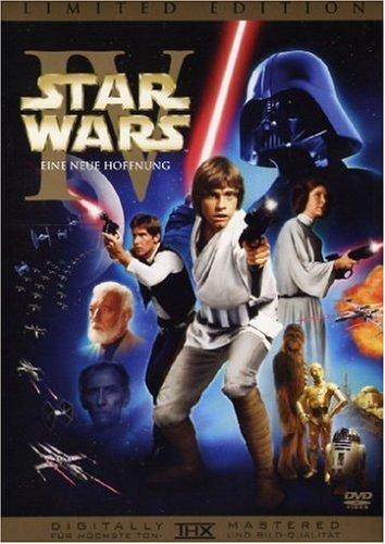 Star Wars: Episode IV - Eine neue Hoffnung (Original-Kinoversion + Special Edition, 2 DVDs) [Limited Edition]