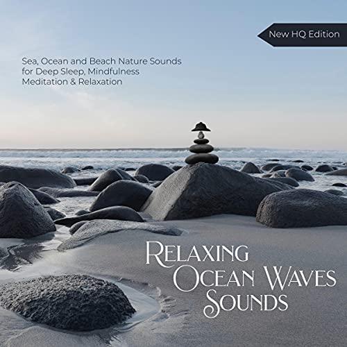Relaxing Ocean Waves Sounds cover art
