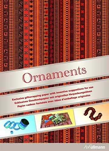 Ornaments: Exklusives Geschenkpapier mit originellen Verpackungsideen