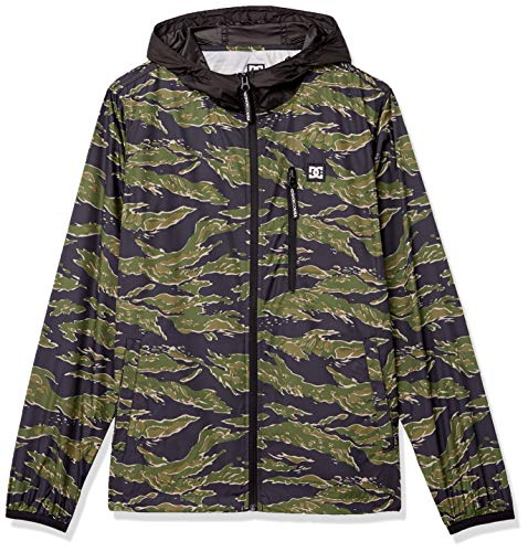 DC Men's Dagup Print Packable 2 Jacket, S1 20 Camo, M