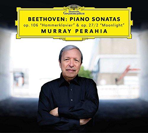 """Price comparison product image Beethoven Piano Sonatas Op. 106 """"Hammerklavier"""" & Op. 27 / 2 """"Moonlight"""" [LP]"""
