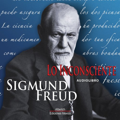 Lo Inconsciente [The Unconscious] audiobook cover art