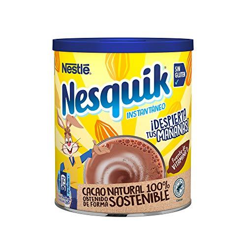 Nestlé Nesquik Cacao Soluble Instantáneo, 390g