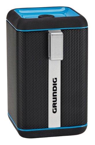 Grundig GSB 110 Bluetooth Lautsprecher schwarz/blau