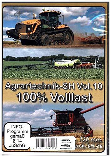 100% Volllast - Agrartechnik im Einsatz