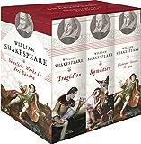 Sämtliche Werke in drei Bänden: Tragödien - Komödien - Historien (Drei Bände in Kassette)