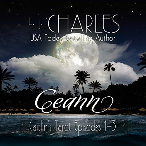 Ceann - Caitlin's Tarot: The Ola Boutique Mysteries audiobook cover art