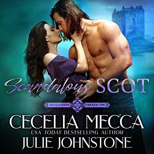 Couverture de Scandalous Scot