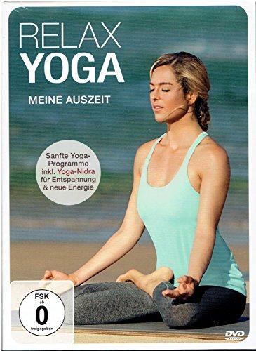 Relax Yoga meine Auszeit Tchibo [DVD] [2015] gebraucht gut