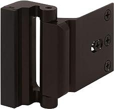 Prime-Line Products U 10827 Bloqueador de porta de entrada, níquel acetinado