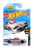 Hot Wheels 2019 DC Batman Series TV Series Batmobile 118/250, Silver