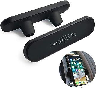 磁気携帯ホルダー 車載 マグネット マグネット式車載スマホホルダー エアコン吹出口 シンプルで美しい 多ブランド車に適し iphone sumsungソニーなどの機種に互換