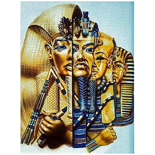jiuyaomai Puzzle 1000 Piezas/Imágenes de Hombre Egipcio Antiguo/Juego de Rompecabezas para Adultos, Rompecabezas, Juguetes, Juego, regalo/50x75cm