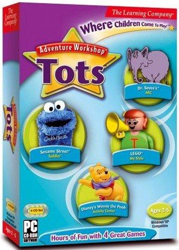 Price comparison product image Adventure Workshop for Tots