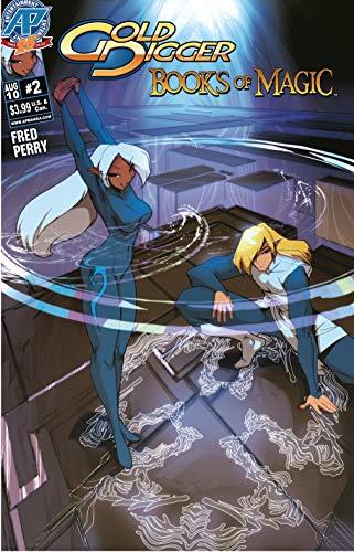 Gold Digger Books of Magic #2 (English Edition)