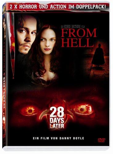 Horror Box: 28 Days Later / From Hell [2 DVDs]