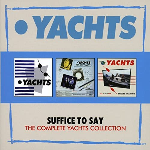 Suffice To Say Complete Yachts Collection product image