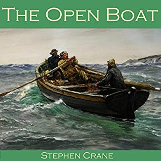The Open Boat audiobook cover art