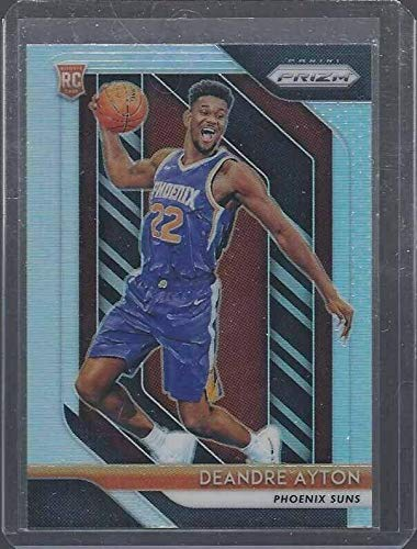Deandre Ayton 2018-19 Panini Prizm Silver Prizms Ssp Rookie Rc #279 - Basketball Slabbed Rookie Cards