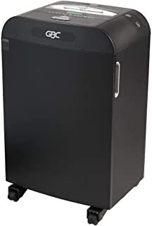 GBC Paper Shredder, Jam Free, 20 Sheet Capacity, Cross-Cut, 10-20 Users, DX20-19 (1758605)