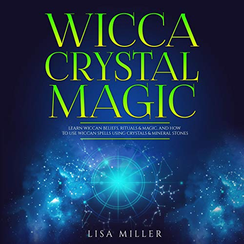 Wicca Crystal Magic cover art