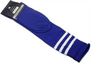 Festnight Lot de 3 Paires de Chaussettes de Football antid/érapantes pour Adulte Multicolore Black /& White /& Blue 3 Pairs